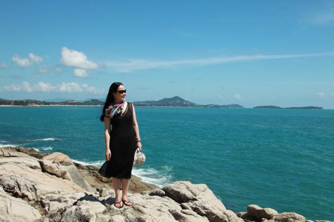 波普海滩 苏梅岛