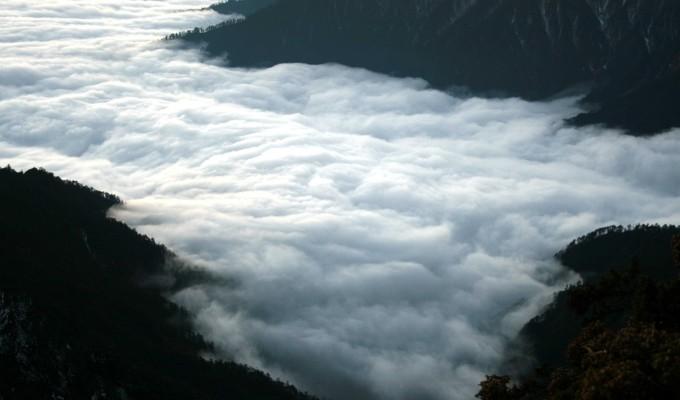 朗山风景的风景图