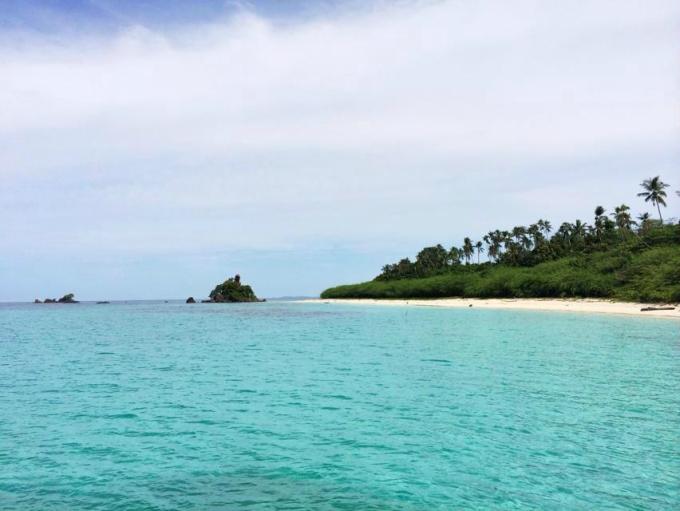 2015年沙巴新星—马丽风岛