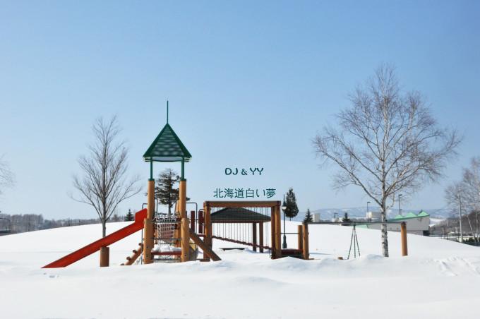 冰雪世界之暴走游--地标:梦境中的白色北海道