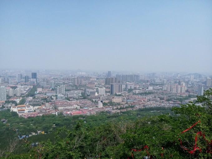 济南千佛山风景名胜区