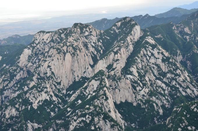 酣畅淋漓的一次登山体验,华山 - 2015.06.06图片