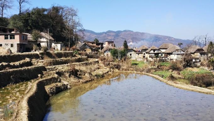 中国最美的乡村古镇——红河哈尼村落