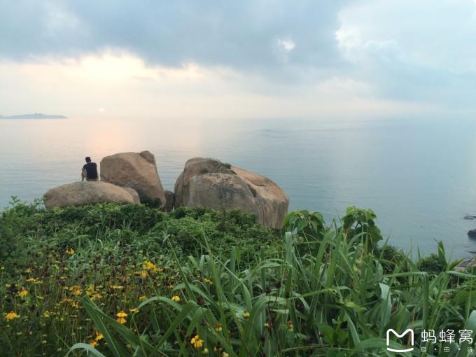 2016年7月24游温州南麂岛