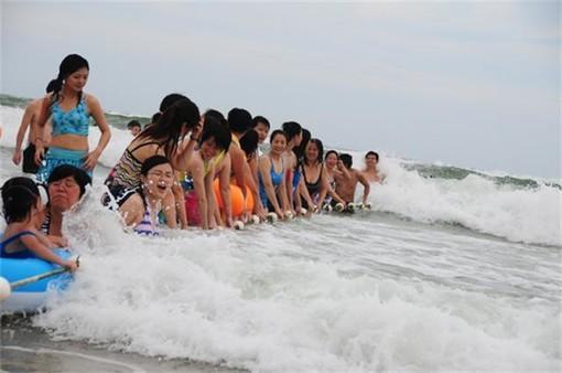 阳江海陵岛黄金海岸,保利十里银滩,闸坡大角湾,红树林
