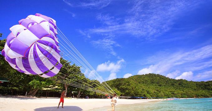 泰国普吉岛,微电影拍摄《贩卖普吉岛时光机》