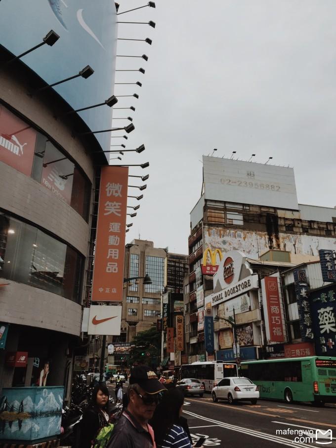 外国街道风景图片文艺