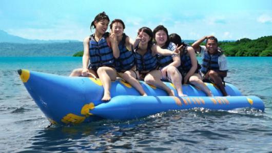 【超值懒人套餐】蓝梦岛水上项目一日游(巴厘岛出发)