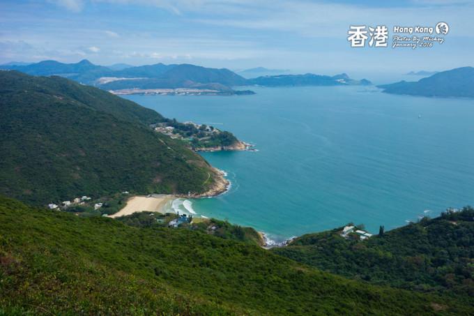 【香港漫记 · 第三季】龙脊看海-港岛径最美段(南丫