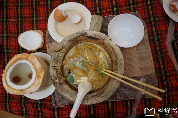 泰国木瓜炖燕窝