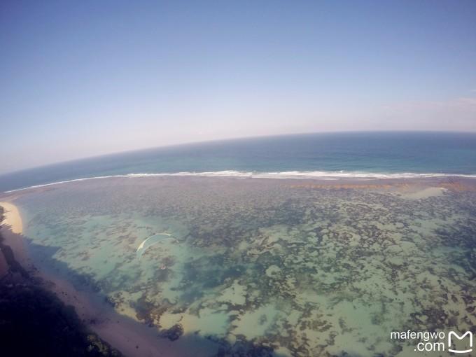 巴厘岛滑翔伞