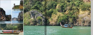 第一天,四岛游,island hopping, 浮潜,游泳