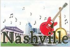 行程首站——乡村音乐之都Nashville